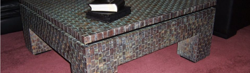 Custom Weaved Furniture